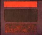 No 16 1960 - Mark Rothko
