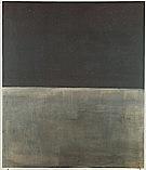 Black on Gray - Mark Rothko