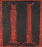 1962 Harvard Sketch - Mark Rothko
