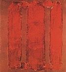 Untitled Harvard 1962 - Mark Rothko