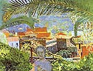 The Palm 1926 - Pierre Bonnard reproduction oil painting