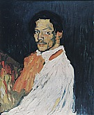 Self Portrait Yo Picasso - Pablo Picasso reproduction oil painting