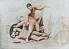 The Rape  1920 - Pablo Picasso reproduction oil painting