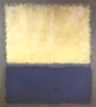 Light Earth and Blue 1954 - Mark Rothko