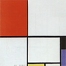 Composition with Red Yellow and Blue 1928 - Piet Mondrian reproduction oil painting