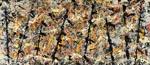 Blue Poles Number 11 1952 - Jackson Pollock