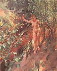 Red Sand - Anders Zorn