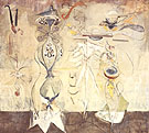 Slow Swirl at the Edge of the Sea 1944 - Mark Rothko