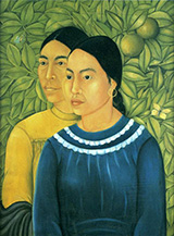 Two Woman 1929 - Frida Kahlo