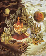Love Embrace of The Universe 1949 - Frida Kahlo