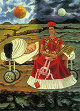 Tree of Hope 1946 - Frida Kahlo