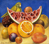 Still Life with Parrot 1951 - Frida Kahlo