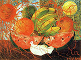 Fruit of Life 1954 - Frida Kahlo