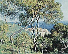 Bordighera, 1884 - Claude Monet reproduction oil painting