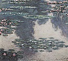 Water Lilies 1905 - Claude Monet reproduction oil painting