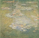 Water Lilies, 1908 - Claude Monet reproduction oil painting