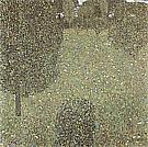 Landscape Garden (Meadow in Flower), 1906 - Gustav Klimt