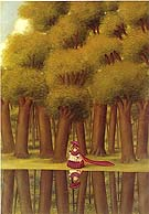 Stroll by the Lakeside1988 - Fernando Botero