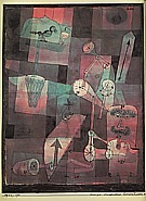 Analysis of Various Perversities  1922 - Paul Klee