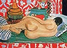 Reclining Nude 1927 - Henri Matisse reproduction oil painting