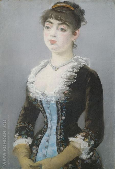Madame Michel Levy 1882 - Edouard Manet reproduction oil painting