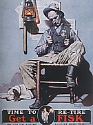 Time to Retire: Sleeping Sheriff, 1924 - Fred Scraggs