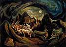 Going West - Jackson Pollock