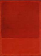 Red Orange 1968 - Mark Rothko