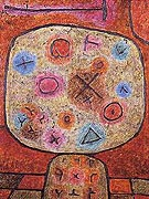 Composition 083 - Paul Klee reproduction oil painting
