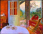 Dining Room in the Country 1913 - Pierre Bonnard reproduction oil painting