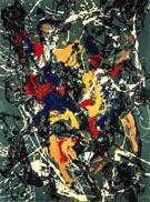 Number  3 1948 - Jackson Pollock