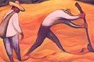 Peasants - Diego Rivera