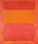 Orange, Red Yellow 1956 - Mark Rothko