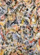 Scent 1955 - Jackson Pollock