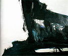 Diamond 1960 - Franz Kline reproduction oil painting