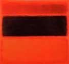 No. 36 Black Stripe 1958 - Mark Rothko