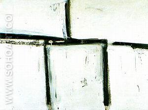Painting No 11 1951 - Franz Kline reproduction oil painting