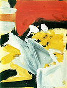 Untitled 1956 - Franz Kline reproduction oil painting