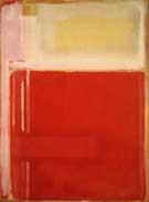 No 8 Multiform 1949 - Mark Rothko