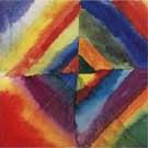 Color Studies - Wassily Kandinsky