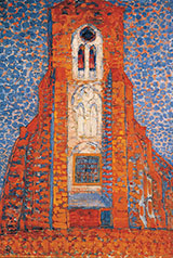 Sun Church in Zeeland - Piet Mondrian