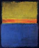 No 2 Blue Red and Green 1953 - Mark Rothko