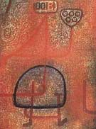 La Belle Jardiniere - Paul Klee reproduction oil painting