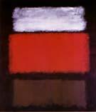 No 1 White Red 1962 - Mark Rothko