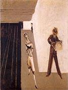 Subway 1939 - Mark Rothko