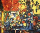 Apples, 1932 - Hans Hofmann reproduction oil painting