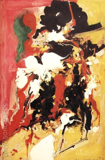 Effervescence, 1944 - Hans Hofmann reproduction oil painting