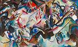 Composition VI 1913 - Wassily Kandinsky