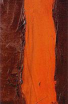 Detail of End of Silence 1949 - Barnett Newman