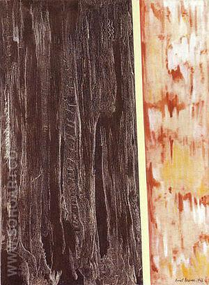 The Command 1946 - Barnett Newman reproduction oil painting